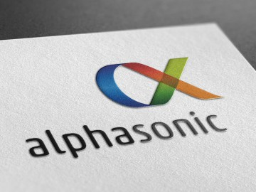 Alphasonic - Logo