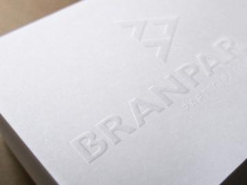 Branpar - Logo