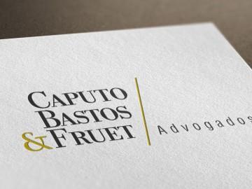 Caputo Bastos & Fruet - Logo mockup