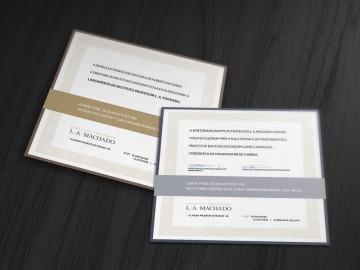 L. A. Machado - Convites