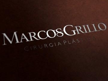 Marcos Grillo - Logo