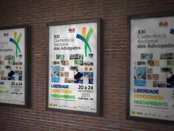 XXI Conferência Nacional dos Advogados - Poster