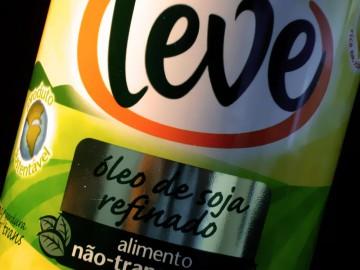 Oleo de Soja Leve