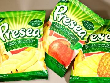 Presea - Embalagens